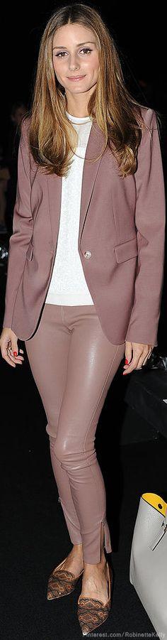 Olivia Palermo | London Fashion Week