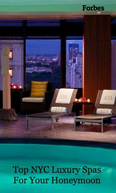 From the Peninsula Spa New York to Caudalie Vinothérapie Spa, here is my compilation of the top 5 spas in New York City for you to indulge in during your honeymoon