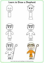 Learn to Draw a shepherd, angel, stable, etc. for a nativity Drawing For Kids, Art For Kids, Nativity Characters, Bible Doodling, The Nativity Story, Free Hand Drawing, Christmas Drawing, Bible Art, Step By Step Drawing