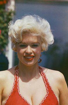 News Photo : Jayne Mansfield At The Cannes Film Festival. Jayne Mansfield, Katherine Lanasa, Us Actress, Robert Duvall, Bikini, Playboy Playmates, Hollywood Walk Of Fame, British Actors, Famous Women