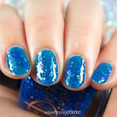 Delush Polish - Dames of Thrones Collection: Swatches, Review & Nail Art
