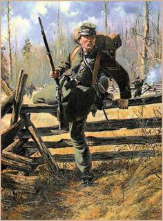 The Art of Don Troiani (formerly distributed by Historical Art Prints) Military Art, Military History, Military Uniforms, American Civil War, American History, Civil War Art, Nashville, Civil War Photos, Historical Art