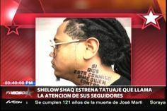 Nuevo Tatuaje De Shelow Shaq Llama La Atención De Todos Sus Fans