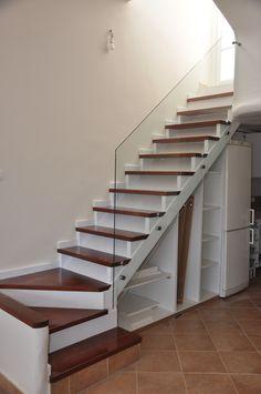 1000 images about barandillas on pinterest railings - Barandillas cristal para escaleras ...