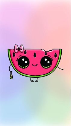 HD kawaii wallpapers - Cute backgrounds images -A new wallpapers App with beautiful pictures of Cute kawaii pictures ! Cute Little Drawings, Cute Food Drawings, Cute Kawaii Drawings, Kawaii Doodles, Cool Art Drawings, Cartoon Drawings, 365 Kawaii, Chat Kawaii, Arte Do Kawaii