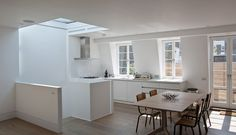 Simple Kitchen :: MRJ Rundell + Associates, Architects and Designers / MEWS HOUSE.