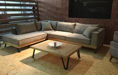 Γωνιακός καναπές Rustic – Epiplo Fotiadis Outdoor Sectional, Sectional Sofa, Couch, Outdoor Furniture, Outdoor Decor, Rustic, Home Decor, Country Primitive, Modular Couch