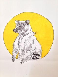 Bear by Sam Hennig