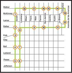Northeast Houston area map MAPS Houston Texas surrounding