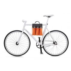 6-pack carrier for a bike!