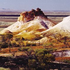 Coober Pedy, Australia - When I live in this country and don't know this place exists. That's how you know the world is bigger than yourself.