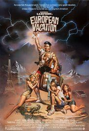 National Lampoon's European Vacation Poster