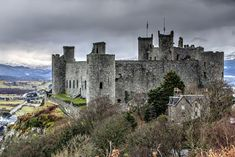 Find out why so many escape for a weekend to visit Harlech: