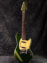 【中古】FenderUSA1969CompetitionMustnag-CompetitionBurgundy-1969年製[フェンダー][バーガンディー,グリーン,緑][コンペティションムスタング][ElectricGuitar,エレキギター]