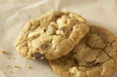 Our Favorite Peanut Butter Chocolate Chip Cookies