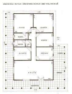 modelos de plantas grátis 2bhk House Plan, Model House Plan, Simple House Plans, House Layout Plans, Dream House Plans, House Layouts, House Floor Plans, Container House Design, Small House Design