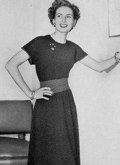 Nashville Skirt & Blouse   Knitting Patterns