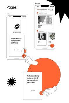 Graphic Design Branding, Graphic Design Posters, Website Design Inspiration, Graphic Design Inspiration, App Design, Layout Design, Banners, Interactive Design, Presentation Design