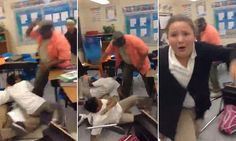 Shocking video of teacher whipping children with his belt