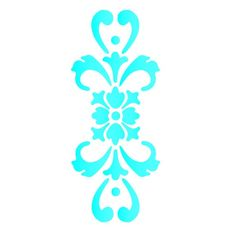 Stencil de arabescos para imprimir - Imagui