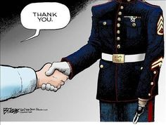 This small gesture is priceless to War Veterans Usmc, Marines, The Few The Proud, Thank You Veteran, Military Love, Military Families, Military Service, Support Our Troops, Fight For Us