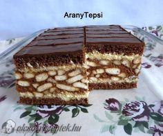 Gesztenyés süti keksztekerccsel töltve (inkább rumos csokikrémmel tudnám elképzelni)