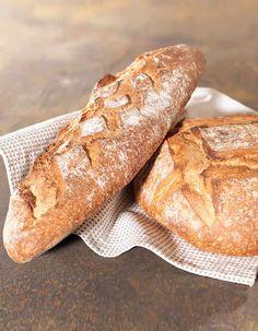 pain de campagne thermomix, pour vos petits déjeuners ou goûter, testez ce pain si délicieux. Voila une des recettes les plus faciles pour vous.