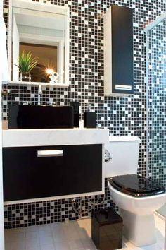 Trendy ideas for apartment decorating bathroom colors shelves Bathroom Layout, Bathroom Colors, Modern Bathroom, Small Bathroom, Apartment Furniture Layout, Bathroom Toilets, Cool Apartments, Sweet Home, House Design