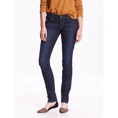 Old Navy Womens Original Skinny Jeans ($25) ❤ liked on Polyvore