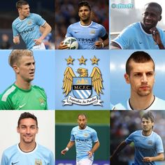 Manchester City 2013-14 Come On City!