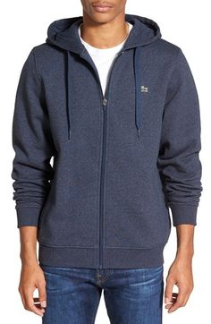 ****Lacoste 'Sport' Zip Hoodie available at #Nordstrom