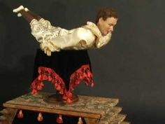 The Acrobat Automaton. Visit us at http://Theriaults.com/