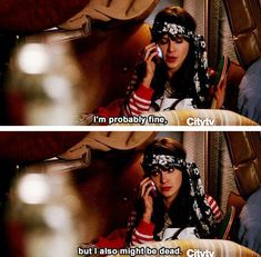 """23 times Jess from """"New Girl"""" described our reactions to life perfectly - Source by jennaschucklove - New Girl Funny, New Girl Memes, Jess New Girl, New Girl Quotes, Tv Quotes, Funny Quotes, Funny Memes, Movie Quotes, Funny Pics"""