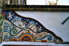 Someday, I'd like to see Antonio Gaudi's mosaics in Spain.