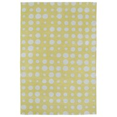 Found it at Wayfair - Marco Yellow Area Rug