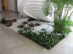 Ideas para Jardines Interiores | Curso de organizacion de hogar ...