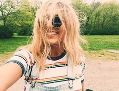 Lennon Stella | Urban Outfitters Truly Madly Deeply Jewel Striped Ringer Tee