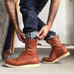 372 Followers, 410 Following, 106 Posts - See Instagram photos and videos from @man_of_contradictions Suit Shoes, Men's Shoes, Shoe Boots, Shoes Sneakers, Jeans And Sneakers, Jeans And Boots, Red Wing 877, Trainer Boots, Red Wing Boots