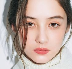 Pin by \ on make up & hairstyle in 2019 Korean Natural Makeup, Korean Makeup Look, Asian Makeup, Korean Make Up Natural, Make Up Korean, Natural Beauty, Korean Makeup Tips, Michelle Phan, Korean Beauty Tips