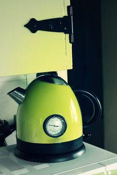 Keltaisessa keittiössä