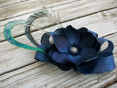 DIY Royal fascinator - I love this, love hats, hair bands and wish they were more popular. I may have to make this anyway.