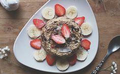 Le bowl cake débarque sur la table du petit déjeuner