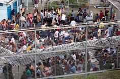 """Venezuela's jail system is among the most violent and overcrowded in the world. Currently at 230% overcrowding. The Director of the Venezuelan Prisons Observatory, Humberto Prado, complains that the conditions of the prisons in the country are """"regrettable"""""""