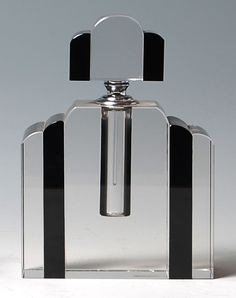 Art Deco Perfume Bottle.......