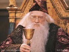 And of course we would have the perfect headmaster :D