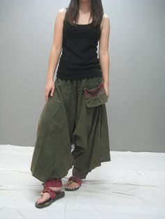 pants on Pinterest   Thai Pants, Samurai and Pants Tutorial