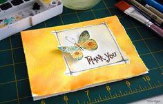 love yellow and butterflies - @Lori Vliegen