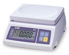 CAS Weight Only Scale + Counting Constructed from durable ABS plastic; designed to withstand most commercial applications. Dual-power scales operation makes the ideal for market stalls and retail counter use Large, easy-to-read-POS equipment Cas, Retail Counter, Weighing Scale, Point Of Sale, Electronic, Digital Alarm Clock, Canning, Market Stalls, Drawers