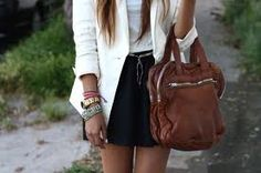 Blazer and shorts <3