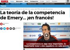 PSG  VIDÉO : le craquage dUnai Emery fait rire lEspagne ! #kora #كورة #koora